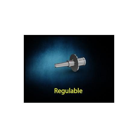 Tudel Regulable Cromado
